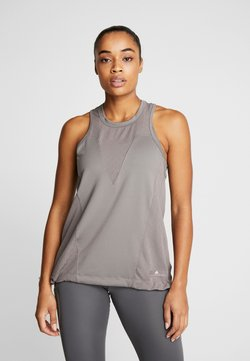 adidas by Stella McCartney - TANK - Funktionsshirt - olive