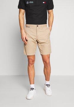 Tommy Hilfiger - BROOKLYN SHORT LIGHT TWILL - Shorts - beige