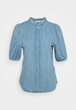 b.young - JANCY  - Camicia - light-blue denim