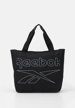 Reebok - ELEMENTS TRAINING - Sporttasche - black