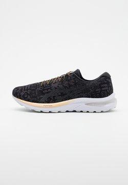 ASICS - GEL CUMULUS 22 SOUND TOKYO - Neutral running shoes - black/graphite grey