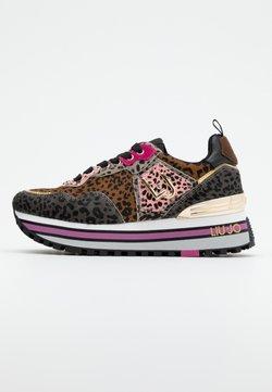 Liu Jo Jeans - MAXI - Sneakers laag - pink/sand