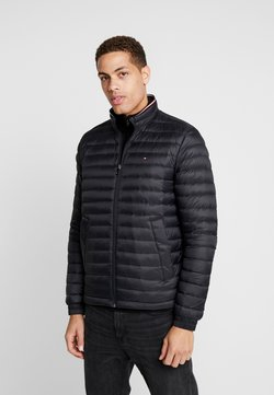 Tommy Hilfiger - CORE PACKABLE JACKET - Daunenjacke - jet black