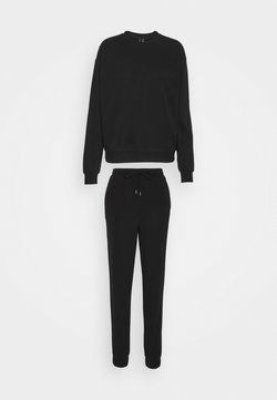 Vero Moda Tall - VMNATALIA SET  - Sweater - black
