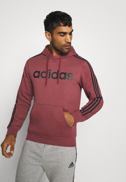 adidas Performance - Kapuzenpullover - red