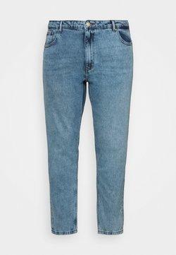 ONLY Carmakoma - CARELLY  - Jeans straight leg - light blue denim