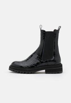 Billi Bi - Plateaustøvletter - black