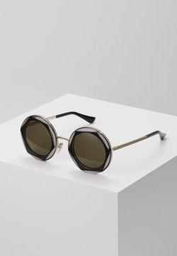 Marni - Sonnenbrille - black/grey