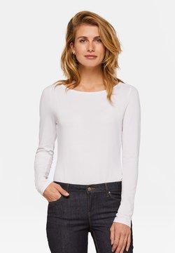 WE Fashion - Camiseta de manga larga - white