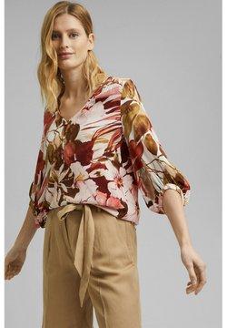 Esprit Collection - CVE FLOWER - Bluse - light pink