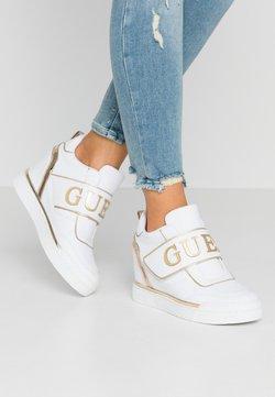 Guess - FOLLIE - Baskets basses - white