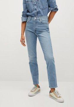Mango - GISELE - Slim fit jeans - mittelblau