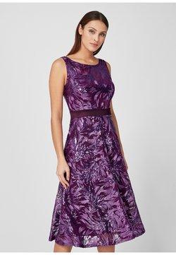 s.Oliver BLACK LABEL - Cocktailkleid/festliches Kleid - purple