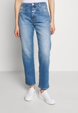 CLOSED - CROPPED X - Jeans baggy - mid blue
