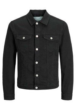 Jack & Jones - JJIALVIN  - Veste en jean - black