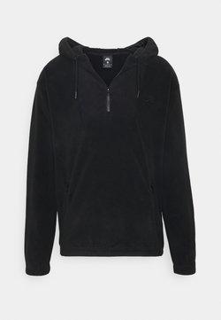 Nike SB - NOVELTY HOODIE UNISEX - Fleecepullover - black