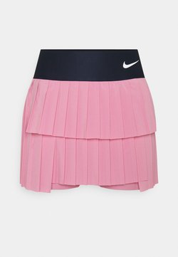 Nike Performance - SKIRT PLEATED - Gonna sportivo - elemental pink/obsidian/white