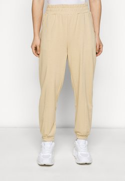 ONLY Petite - ONLDEA DETAIL PANTS - Jogginghose - warm sand