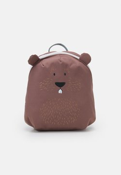 Lässig - TINY BACKPACK ABOUT FRIENDS BEAVER UNISEX - Reppu - brown