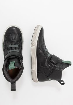 Froddo - STRIKE TEX MEDIUM FIT - Sneakers hoog - black