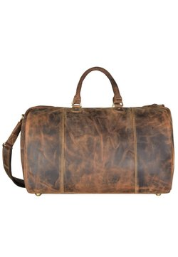 Greenburry - VINTAGE - Reisetasche - brown