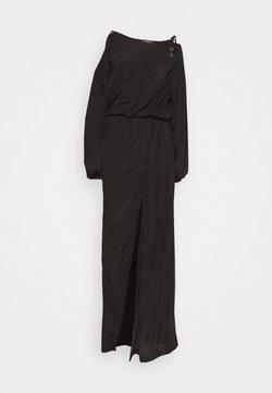 Diesel - MARA DRESS - Maxi-jurk - black