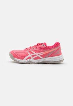 ASICS - COURT SLIDE - Scarpe da tennis per tutte le superfici - pink cameo/white