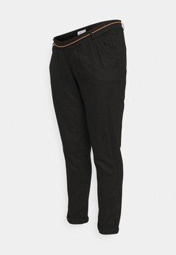 Mamalicious Curve - MLBEACH - Trousers - black