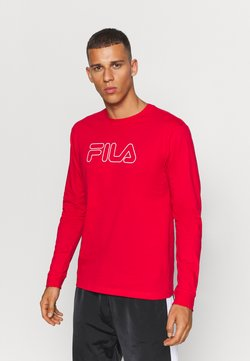 Fila - LAURUS LONGSLEEVE - Pitkähihainen paita - true red
