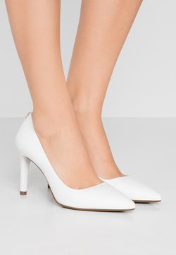 MICHAEL Michael Kors - DOROTHY FLEX - Escarpins à talons hauts - optic white