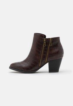 Wallis - ASTERIA - Ankelstøvler - brown