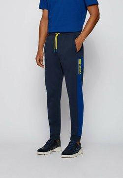 BOSS - HADIKO  - Jogginghose - dark blue