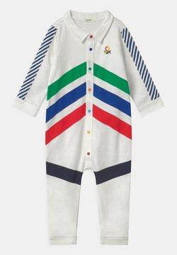 Benetton - Jumpsuit - white