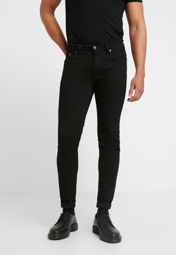 Denim Project - MR. RED - Jeans Skinny Fit -  black