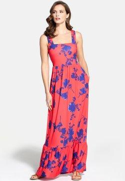 HotSquash - Vestido largo - blue