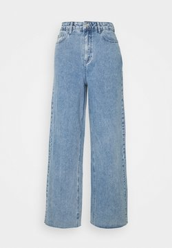 Missguided Tall - Jeans baggy - light blue