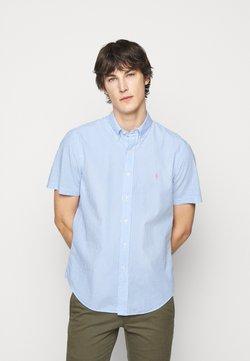Polo Ralph Lauren - SEERSUCKER - Hemd - light blue