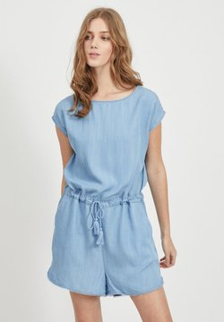 Vila - Combinaison - light blue denim