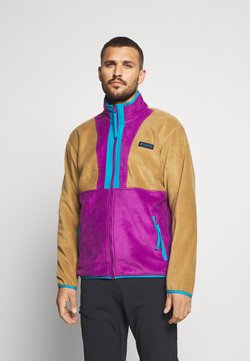 Columbia - BACK BOWL FULL ZIP  - Veste polaire - delta/plum