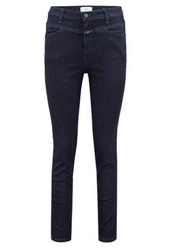 CLOSED - SKINNY PUSHER - Jeans Skinny Fit - darkblue