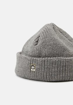Obey Clothing - MICRO BEANIE UNISEX - Pipo - grey heather