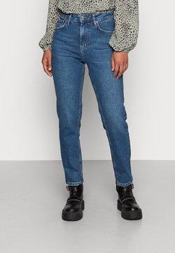 YAS - ZEO GIRLFRIEND - Slim fit jeans - light blue