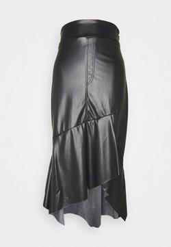 Mykke Hofmann - RARA  - A-line skirt - black