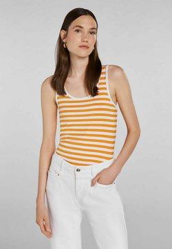 Oui - Top - white yellow