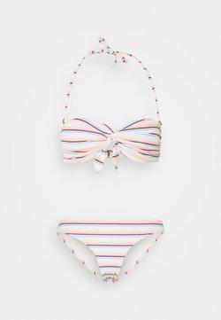 Rip Curl - STATE BANDEAU SET - Bikini - bone