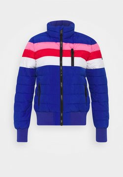 Superdry - COLOURBLOCK FUJI  - Winterjacke - blue