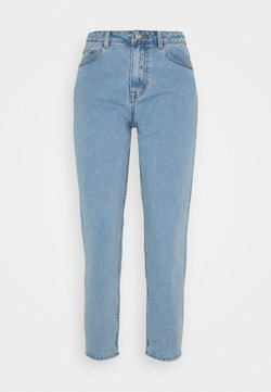 Object - OBJVINNIE MOM - Jeans baggy - light blue denim