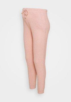 Dorothy Perkins Maternity - SOFT OVER BUMP - Pantalones deportivos - blush