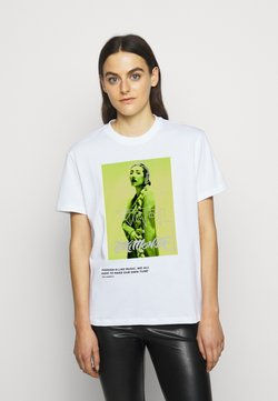 KARL LAGERFELD - TOKIMONSTA - T-Shirt print - white