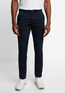 GAP - ESSENTIAL SLIM FIT - Chinot - new classic navy